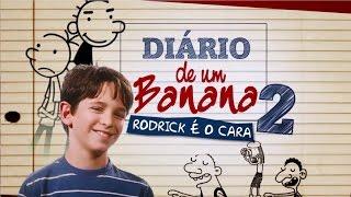 [Chamada] Sessão da Tarde - Diário de um Banana 2 - Rodrick é o Cara | Globo (18/07/2016)