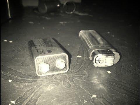 how to make a night vision camera DIY
