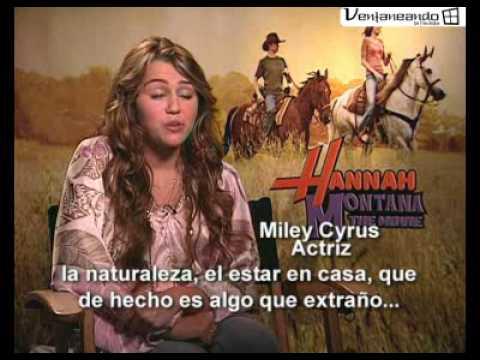 La historia de Hanna Montana