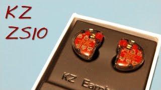 KZ ZS10 _(Z Reviews)_ Big n Cheap Fun