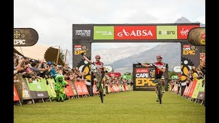 2018 Absa Cape Epic l The Grand Finale - Finishing Moments