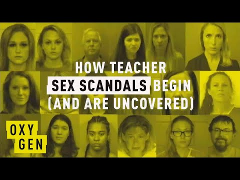 Xxx Mp4 How Teacher Sex Scandals Begin And Are Uncovered Crime Time Oxygen 3gp Sex