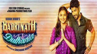 Badrinath Ki Dulhania Official Trailer - First Look | Varun Dhawan & Alia Bhatt | Movie 2016