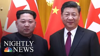 U.S.-Allies Scrambling After North Korea Summit Cancellation   NBC Nightly News