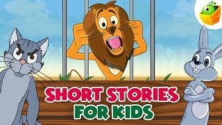 Short Stories for Kids | Hitopadesha Stories | English Kids Stories | Animated English Stories