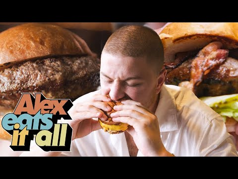 9 Juicy Lucy Cheeseburgers in 9 Hours. Which is the Best Bon Appétit