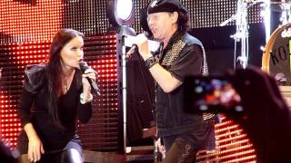 Dedicated to Norway: Scorpions & Tarja - The Good Die Young, 22.7.2011