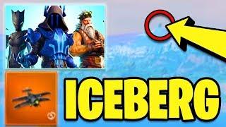 Fortnite ICEBERG EVENT LEAKED! PLANES CONFIRMED! Fortnite SEASON 7 SKINS REVEALED (Fortnite Mobile)