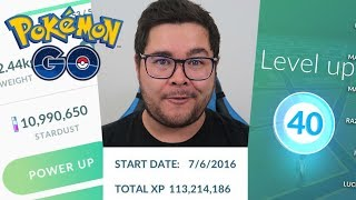 The ULTIMATE Guide to Fast XP (Level 40) & Stardust for Pokémon GO!
