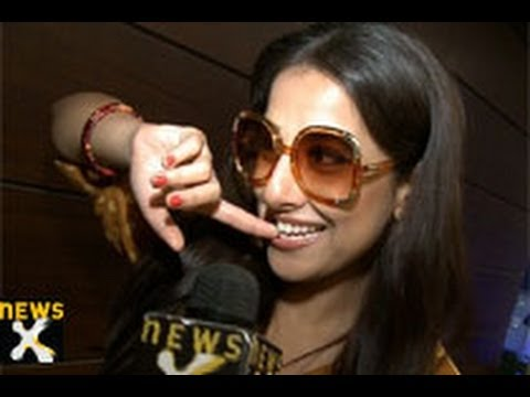 Vidya Balan goes dirty over ooh la la