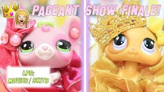 LPS: Pageant Show Finale - Lucy & Maddison (1) Funny Skit