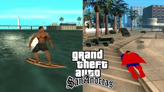GTA San Andreas Top 10 Best Mods Of All Time