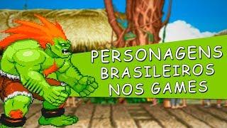 PERSONAGENS BRASILEIROS NOS GAMES
