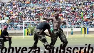 MAKOMANDO WA TANZANIA