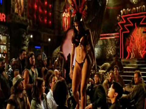 From Dusk Till Dawn - Salma Hayek Table Dance