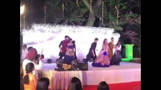 Jibraan khan's dance performance on high heels