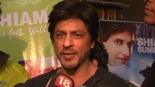 Shahrukh Khan's experience with Amrish Puri.