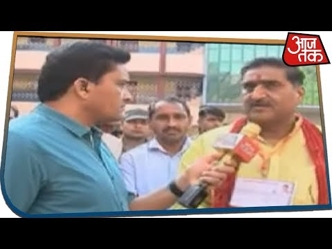 Xxx Mp4 Aligarh Sitting BJP MP Satish Gautam Oppn Parties Do Not Have Anything To Attack Modi Govt With 3gp Sex