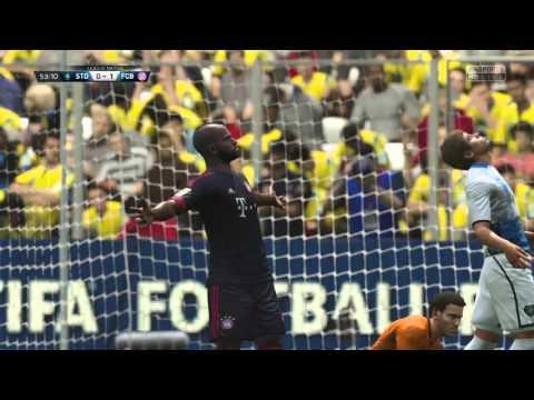 FIFA 16 -PRO CLUBS- Now thats Football -Richwhu xXSLM-3Xx