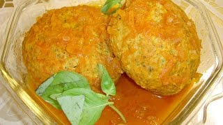 کوفته تبریزی Tabrizi Stuffed Meatball | Koofteh Tabrizi
