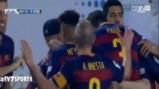 اهداف مباراة برشلونة وريال بيتيس 2-0 [2016/04/30] تعليق عصام الشوالي [HD]