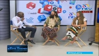 Why 'Jesus' Daniel Christos and Melody tour the World barefoot - #theTrend