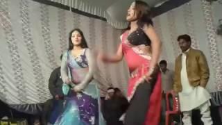 A Gori Ara me  New Bhojpuri arkestra dance khesari lal yadav 2017