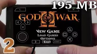 How to Download God Of War 2 On Your Android Highly Compressed