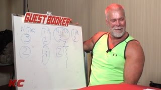 Kevin Nash - Shows The CHAOS Of Booking Wrestling + 3 Hour Shows