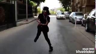 رقص دق فاجر  معتصم فوكس  على مهرجان هلاس 2018