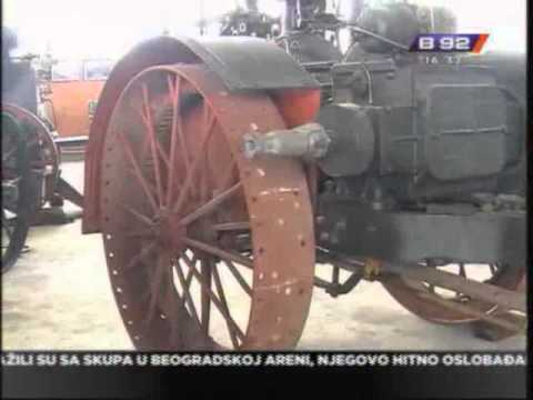 U Banatu traktori idu i u muzej