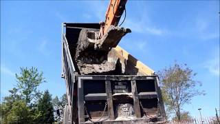 Dump Truck Cleaning