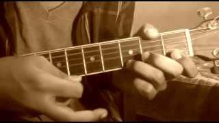 Chahun mai ya na intro guitar lesson/tutorial