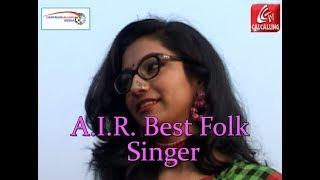AKASHLINA @AIR, BEST FOLK SINGER