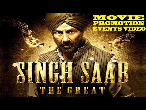 Xxx Mp4 Singh Saab The Great 2013 Promotion Events Full Video Sunny Deol Amrita Rao Urvashi 3gp Sex