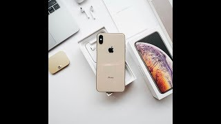 Apple iPhone XS Unboxing & First Impression & Reviews,Features,Cameras,Price