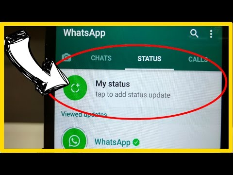 Xxx Mp4 How To Use New WhatsApp Status Feature 😍 Review 2017 3gp Sex
