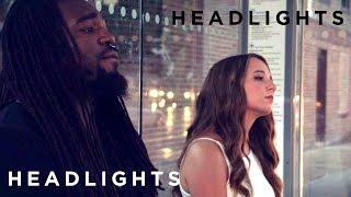 Headlights - Robin Schulz (ft. Ilsey) | Cover by Ali Brustofski & DSharp (Music Video)