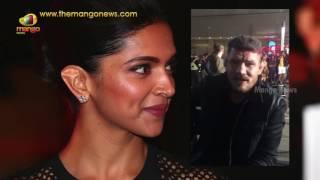 Michael Bisping calls Deepika Padukone Miss 'Tapukone' | XXX The Return Of Xander Cage | Mango News