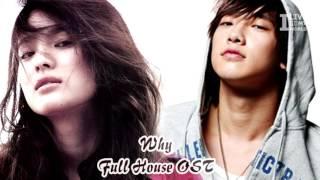 Why - Full house OST - Bi Rain   Piano Version