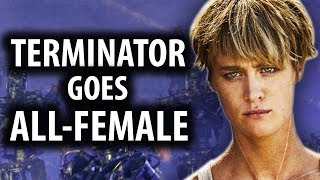 Terminator Goes All Female Despite Ghostbusters & Ocean