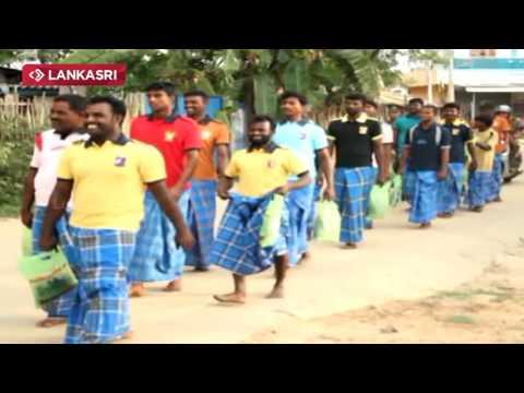 Indian chiild Fishermen in Mannar