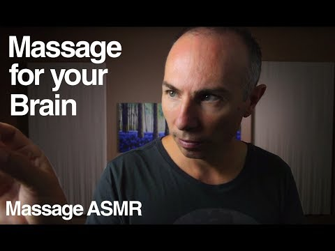 ASMR Binaural Brushing 3 - Massage your Brain - Strong Sounds