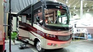 2013 Forest River Georgetown XL 350 - Motor Home - Walkaround - 2013 Montreal RV Show
