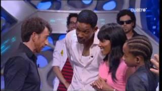 El Hormiguero con Jakie Chan Will Smith parte Karate Kid 2010 Parte 4