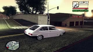 Fiat 147 Spazio para Gta san andreas