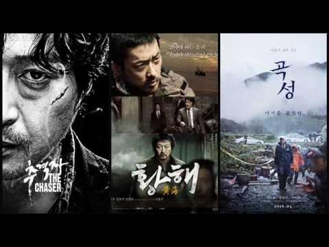 Best Soundtracks From Na Hong-Jin Movies ( 추격자 ,황해 ,곡성)