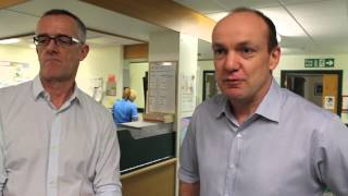 Friends and Family Test: NHS England visit Hull Royal Infirmary