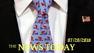 Republicans To Hold 2020 Convention In North Carolina | News Today | 07/20/2018 | Donald Trump