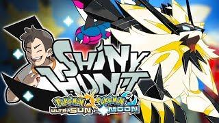 LIVE ULTRA WORMHOLE SHINY HUNTING - Pokemon Ultra Sun and Ultra Moon w/RuffledRowlit